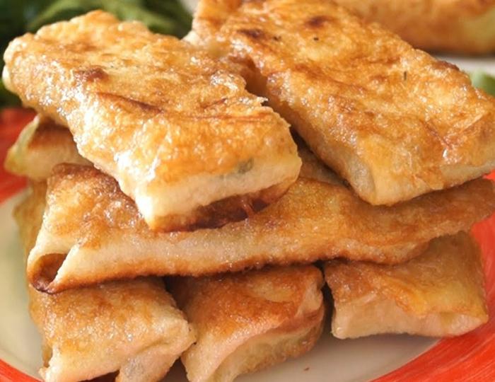Пирожки с картошкой из лаваша