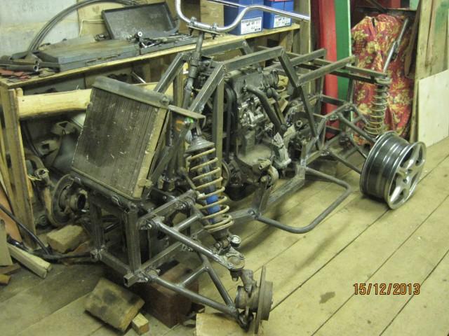 Квадроциклы двигатель 2108 своими руками 273