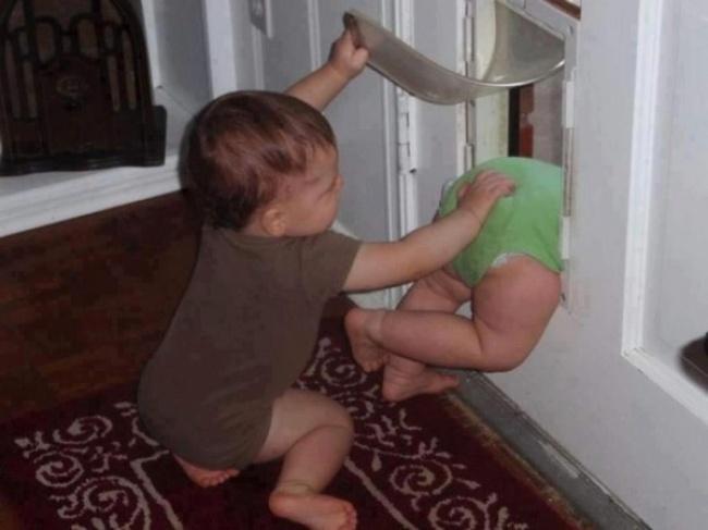 Дети, они такие дети :))