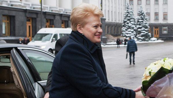 Владычица Литвы вдруг проявила уважение к русским