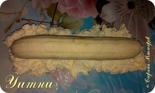 Кулинария Мастер-класс Рецепт кулинарный Банан под шубкой +МК Продукты пищевые фото 7