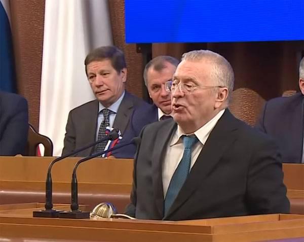 В ЛДПР заявили, что ополчение Донбасса может дать ответ ВСУ и занять Мариуполь