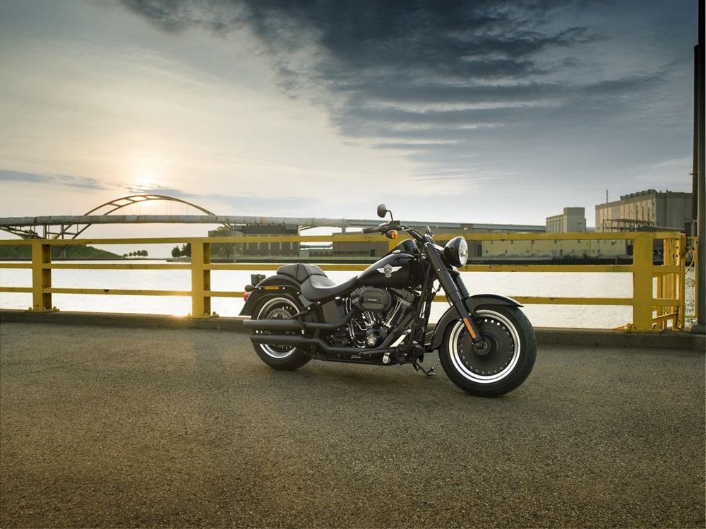 Модельный ряд Harley-Davidson 2016 (фото)