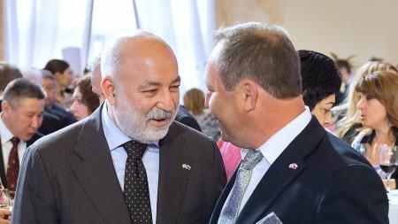 В Москве отметили день рождения Государства Израиль