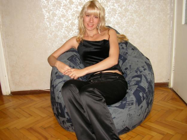 Кресло-мешок - писк мебельной моды + БОНУС! Шьем своими руками
