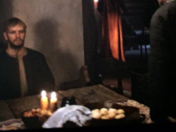 Картошка на столе князя в 13…