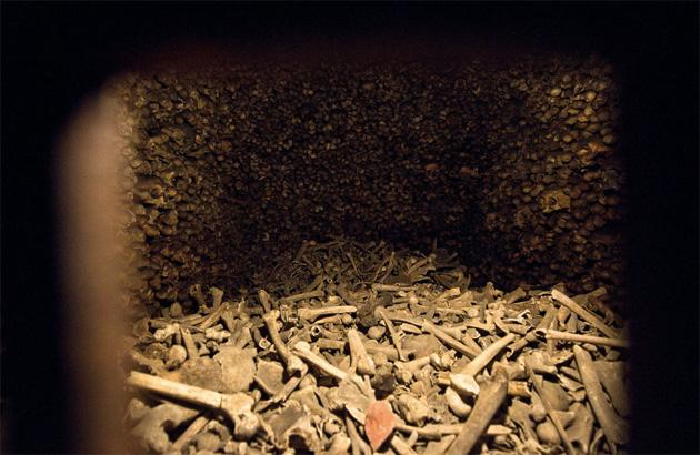 Катакомбы, поражающие своими размерами
