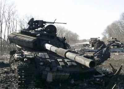 Итоги зимней кампании войны на Донбассе