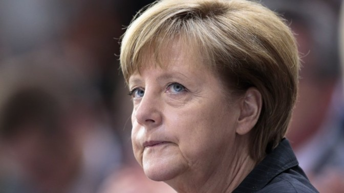 Появился претендент на место Меркель