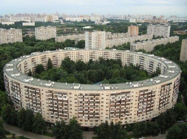 Улица Довженко, Москва
