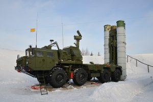 Новая система С-400 заступила на боевое дежурство в Хабаровском крае