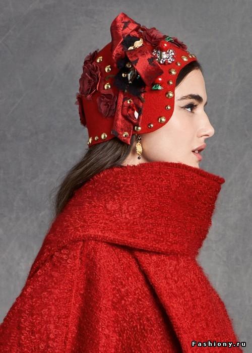 Dolce & Gabbana pre-fall 2015 Часть 2
