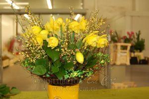 Язык цветов . Цветы любви, цветы разлуки.