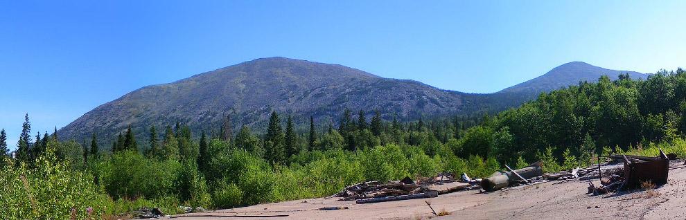 Яманта́у (башк. Яман тау — «плохая (злая) гора») — высшая точка Южного Урала