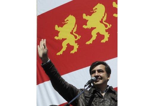 Главой 25-го правительства Латвии может стать Саакашвили?