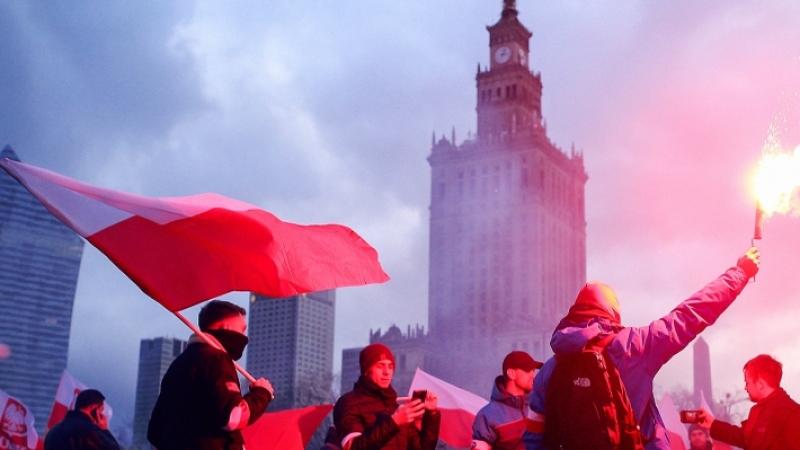 Милонов: Польша конкурирует с Украиной за право быть самой угнетенной страной