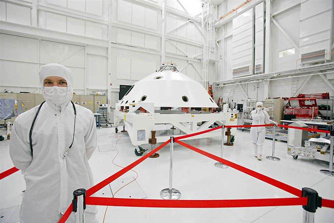 Лучшие космические фотографии за 2011 год