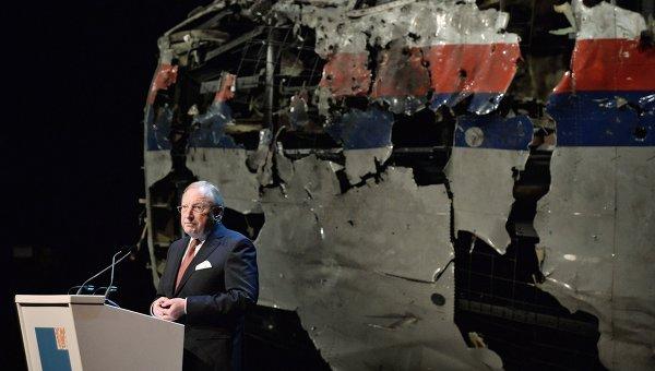 Нидерланды отклонили требование Киева к докладу о Boeing