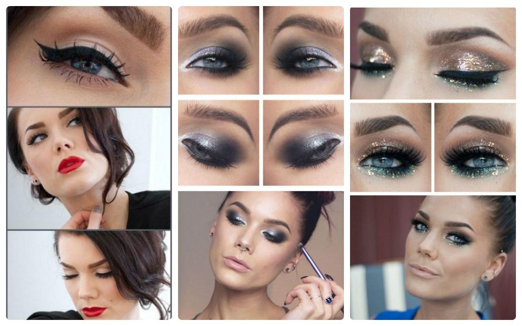 Как правильно создать вечерний макияж