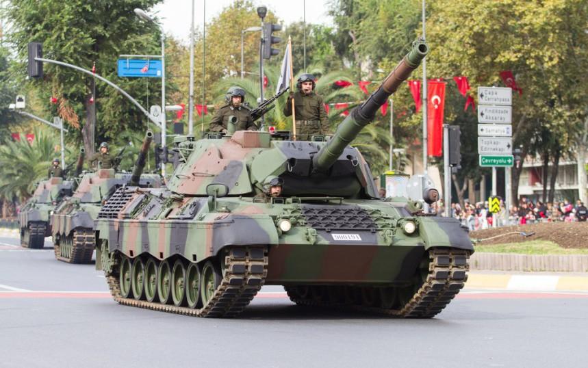10. Турция Третья мировая, военные силы, прогнозы