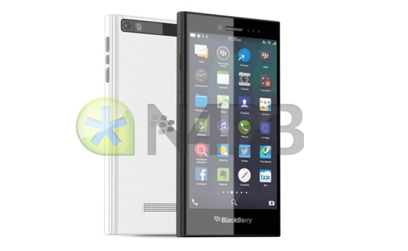 Названы характеристики смартфона BlackBerry Z20 Rio