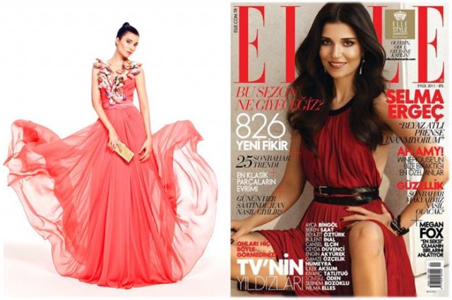 Сельма Эргеч (Хатидже) – самая большая модница в сериале «Великолепный век»