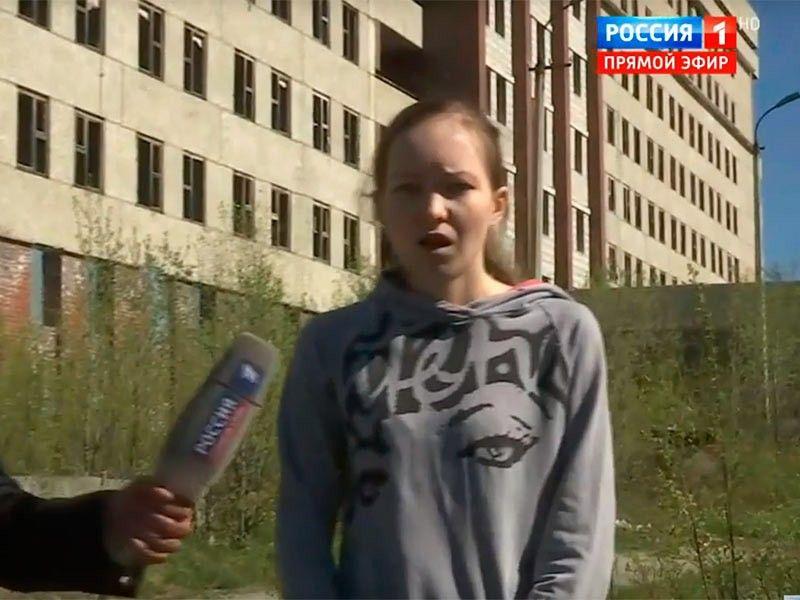 Дарью Старикову из города Апатиты, история которой потрясла страну, после прямой линии срочно увезли в больницу