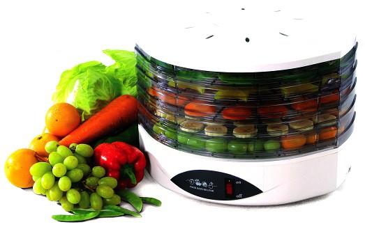 какая у вас сушилка для овощей и фруктов