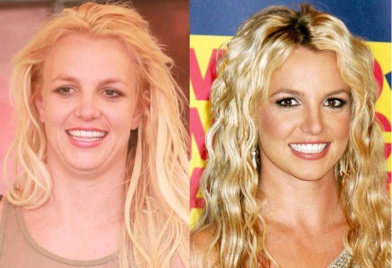 Звёзды без макияжа фото до и после российские фото