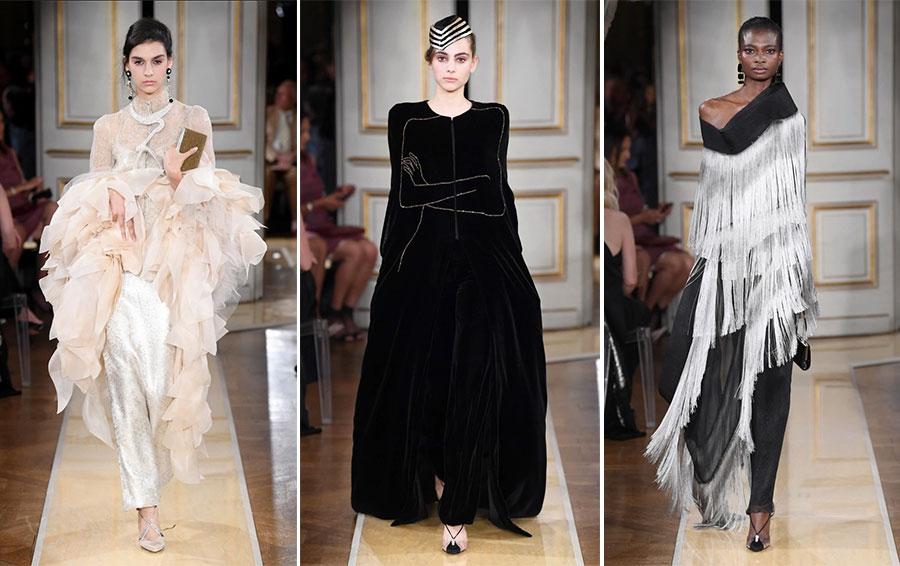 неделя моды в париже 2018