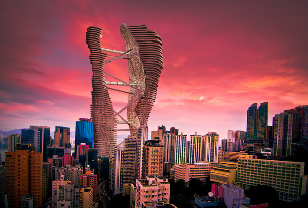 ТОП-10 самых гениальных архитектурных проектов 2014 года фото 6