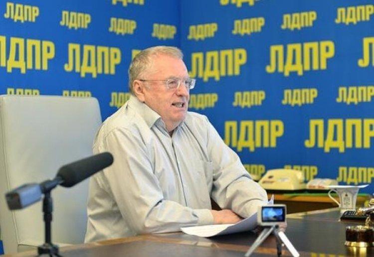 Жириновский опроверг слухи о…