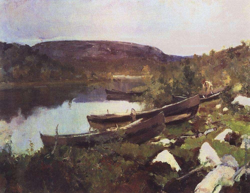 Поиски красоты и правды образа — русский Север в пейзажах Константина Коровина