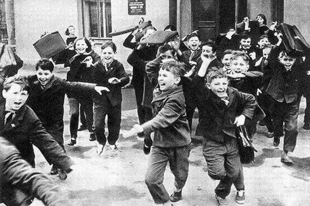 Дети СССР. Современным детям это покажется дикостью