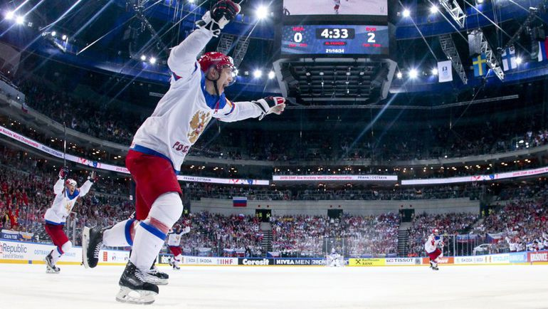 Очередная победа российских хоккеистов. Теперь финал
