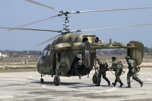 В Индии организуют производство российских вертолетов Ка-226Т