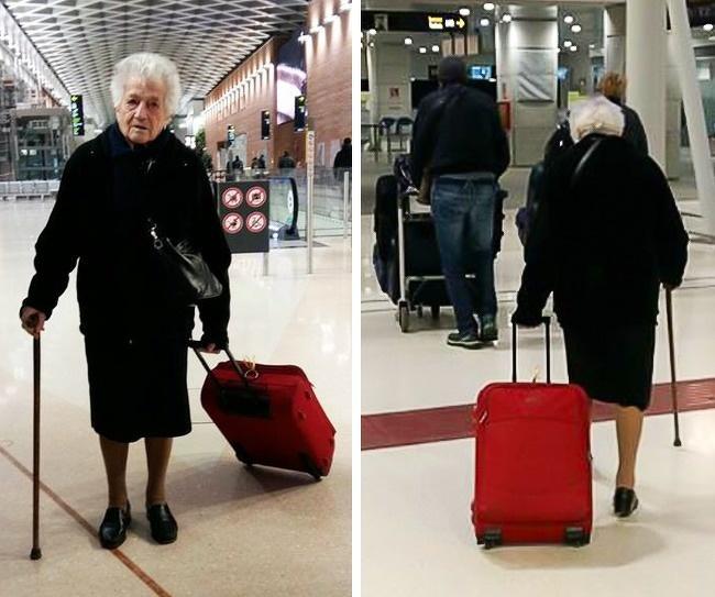 Никогда не поздно начать делать добро, решила эта милая бабушка. И поехала волонтером в Кению...