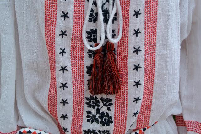 Red, White and Boho