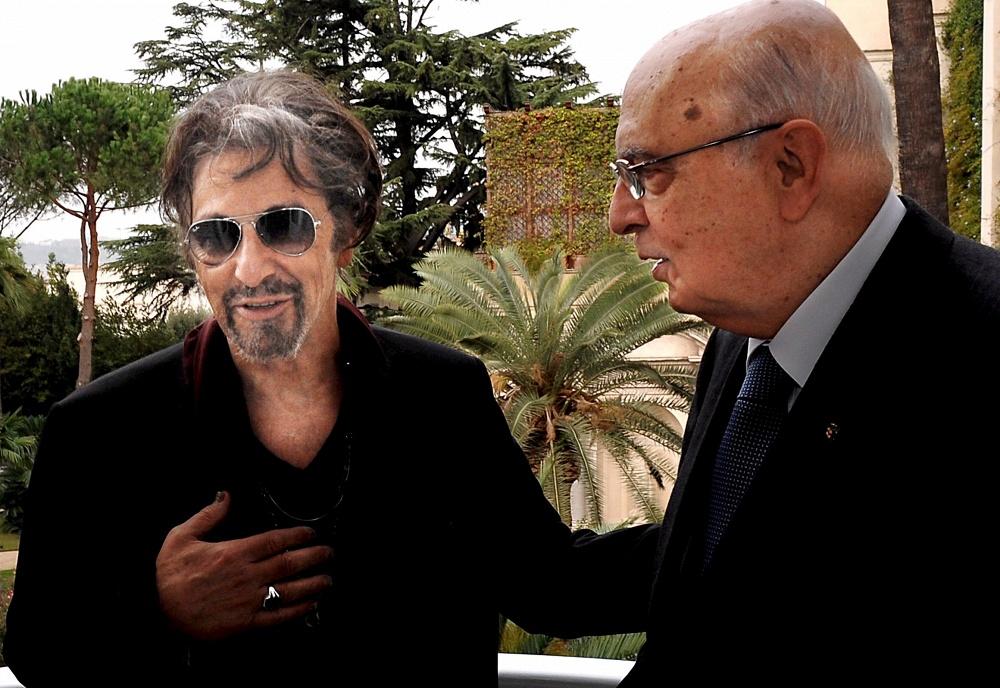 Юбилей у крестного отца: Аль Пачино исполняется 75 лет