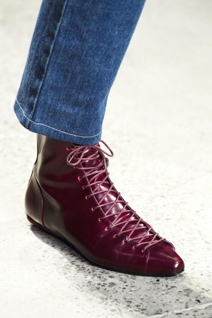 Тенденции: обувь осень-зима 2018-2019