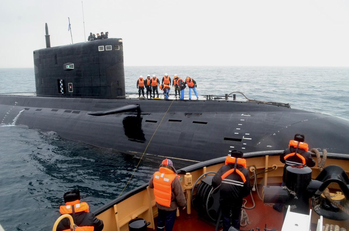 от плота до подводной лодки