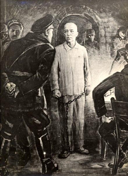 18 февраля 1945 года в австрийском лагере Маутхаузен вместе с другими заключёнными был зверски убит генерал-лейтенант инженерных войск ДМИТРИЙ МИХАЙЛОВИЧ КАРБЫШЕВ.