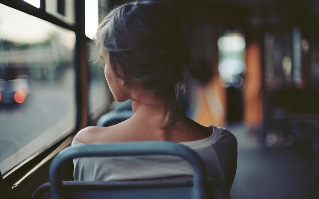 Настоящий джентльмен в автобусе