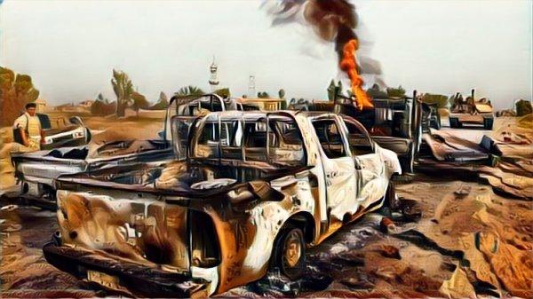 Российским «Китоловом» уничтожена диверсионная группа ВС США