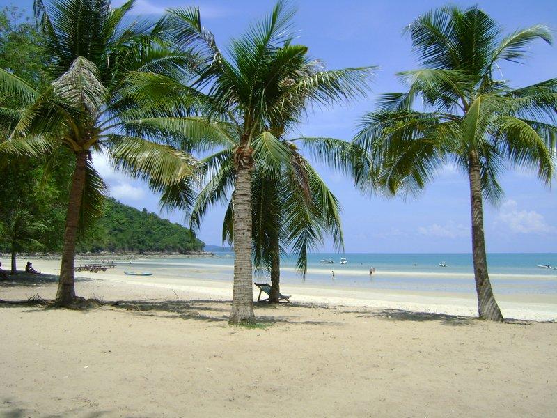 Пляж Сай Кео, Паттайя.