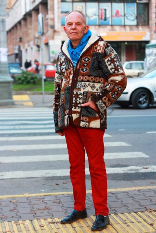 Модные старики, или Чтоб я так жил