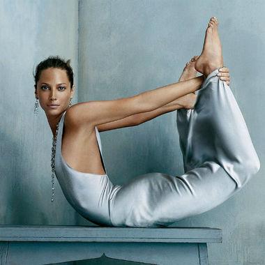 Кристи Терлингтон и йога
