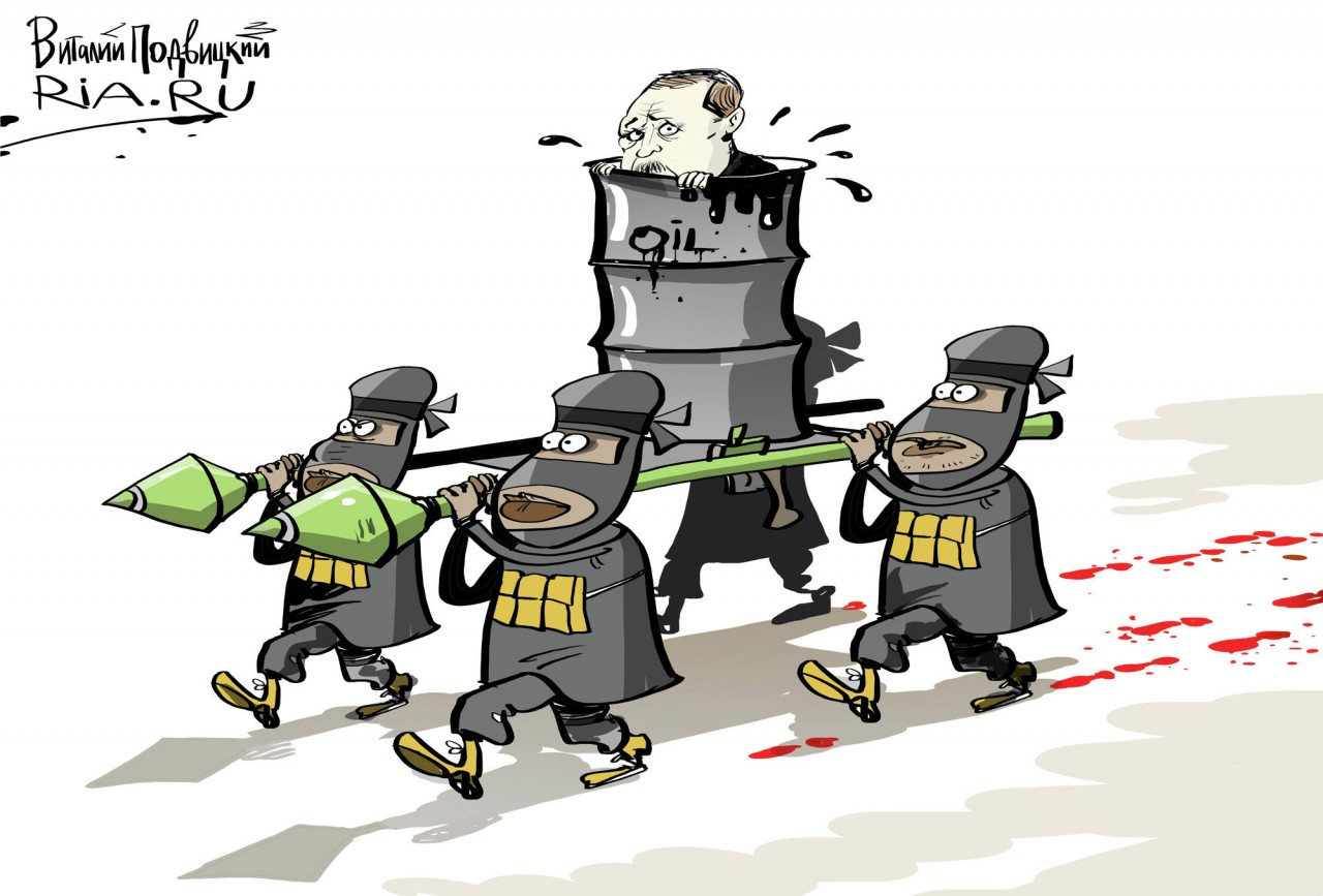 США и Турция – борцы за экологию Сирии