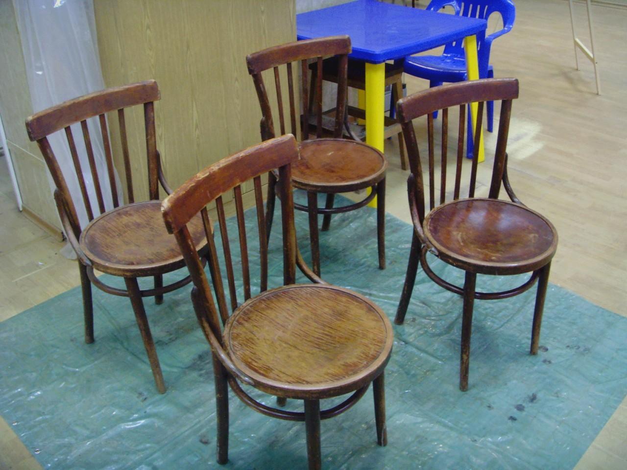 Как сделать венский стул своими руками