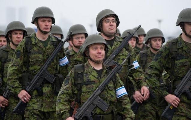 ВЭстонии бьют тревогу: сражаться занее готовы лишь менее половины русскоязычных